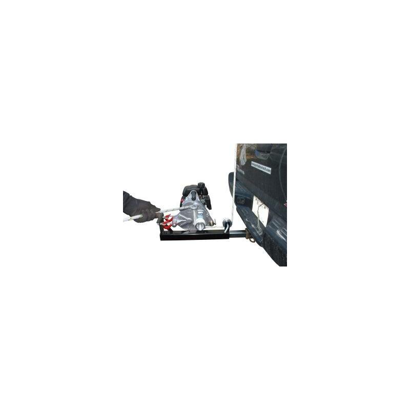 PCW5000-HS treuil thermique portable de tirage à haute vitesse
