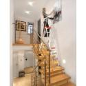 Escabeau Select Step adaptable avec plateau et AirDeck