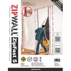 Panneau 5' 1,5 m ZipFast™...