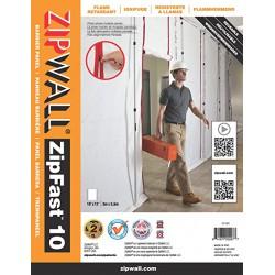 Panneau 10'|3 m ZipFast™...