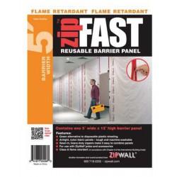 Panneau 5'|1.5 m ZipFast™...