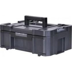 Mallette grand tiroir 6 casiers TSTAK Fatmax 1-71968