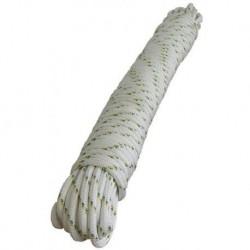 Corde de polyester tressé double 12mm x 100m PCA1213