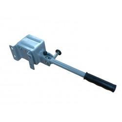 Système d'ancrage Heck-Pack boule de remorquage 50mm