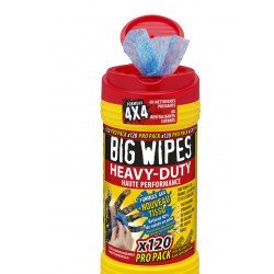 LINGETTES HEAVY-DUTY BIG WIPES