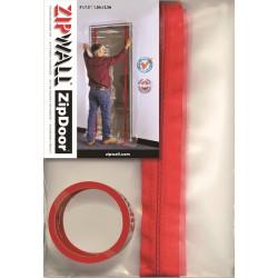 ZIPWALL ZDS Kit zipdoor...